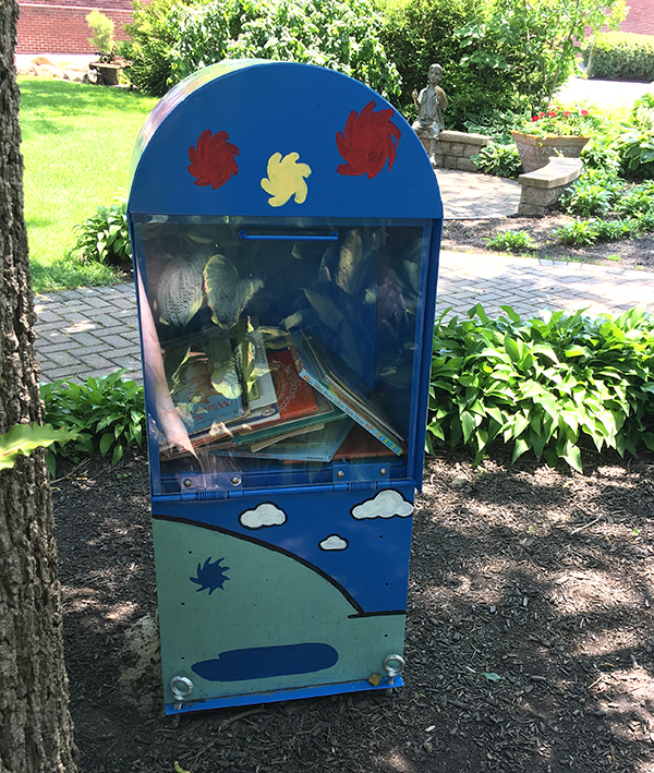 A Free Little Library