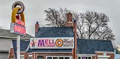 Mello Creme Donuts